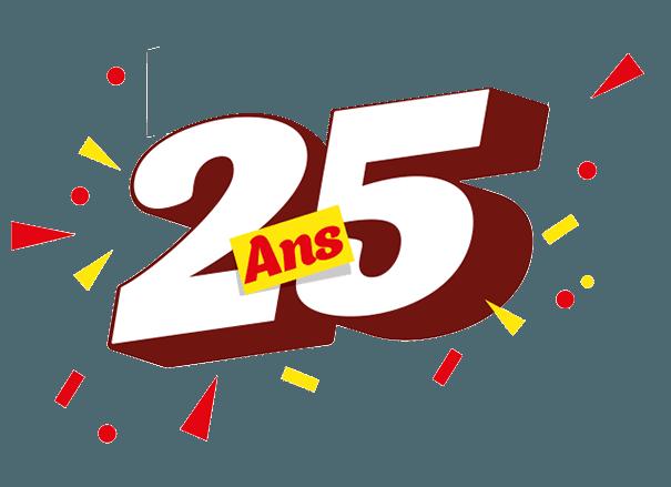Anniversaire 25 Ans Brico Depot