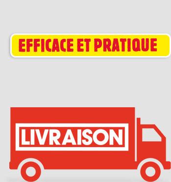 ... Brico Dépôt Vous Livre. Livraison   Efficace Et Pratique ...