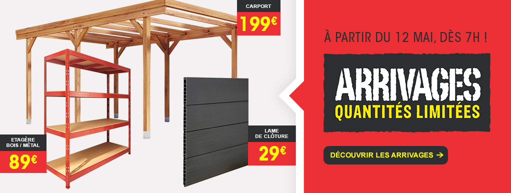 brico d p t magasin de bricolage prix d p t. Black Bedroom Furniture Sets. Home Design Ideas