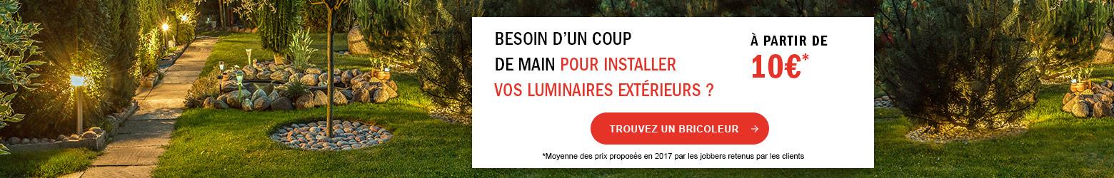 RÉGLETTE LED EXTRAPLATE La Réglette Brico Dépôt - Porte placard coulissante jumelé avec serrurier montesson