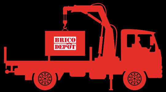 Livraison Brico Depot