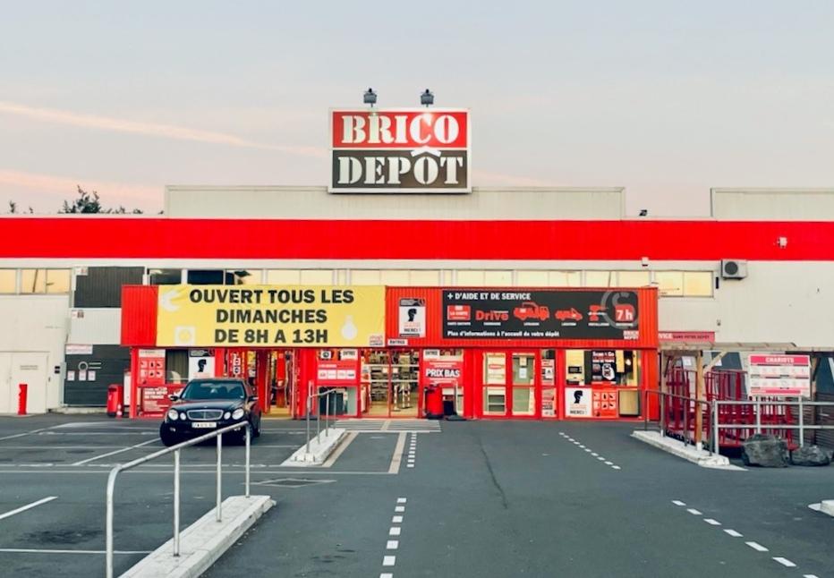 Brico Depot Aulnoy Les Valenciennes