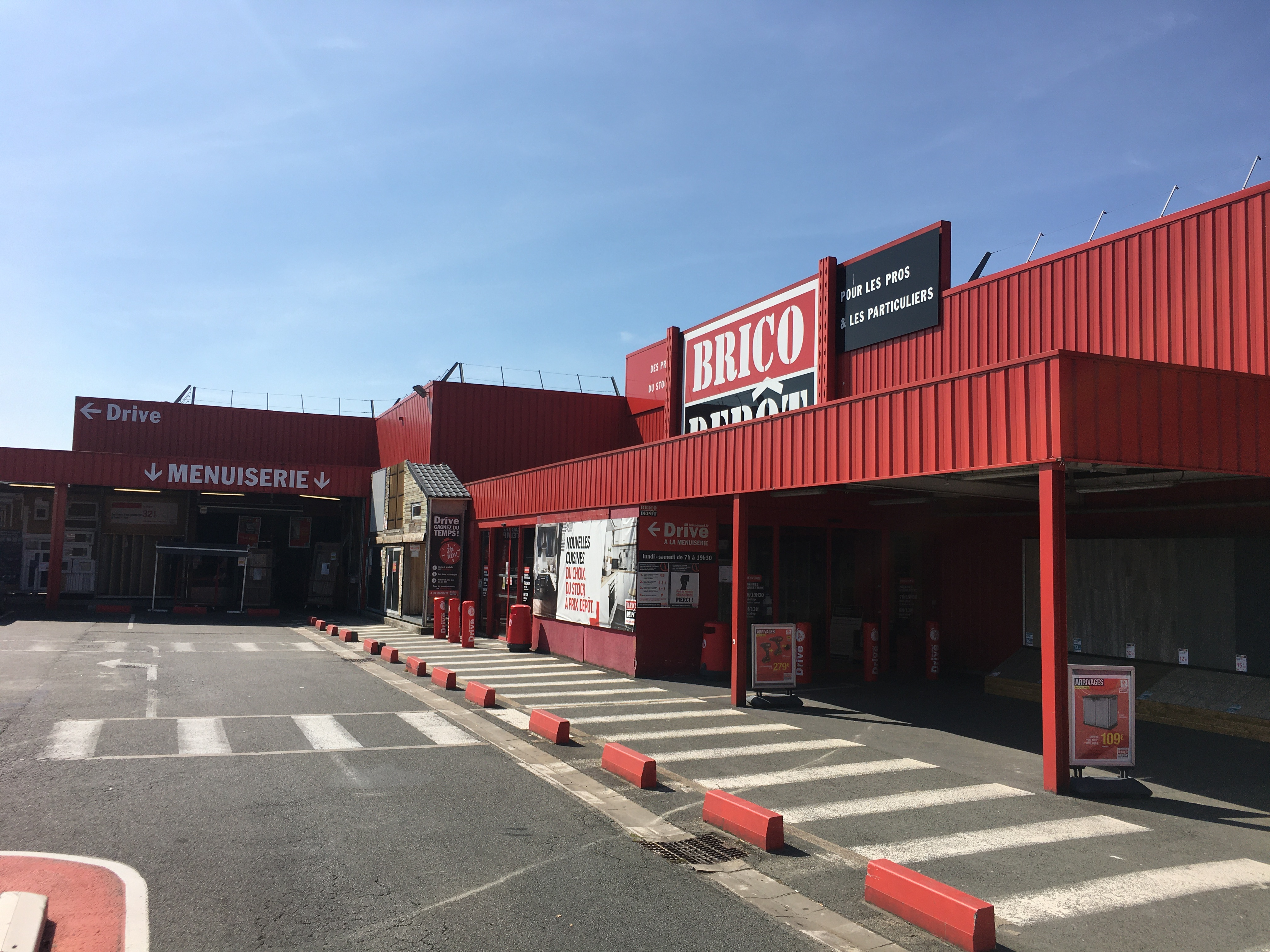 Brico Depot Lomme