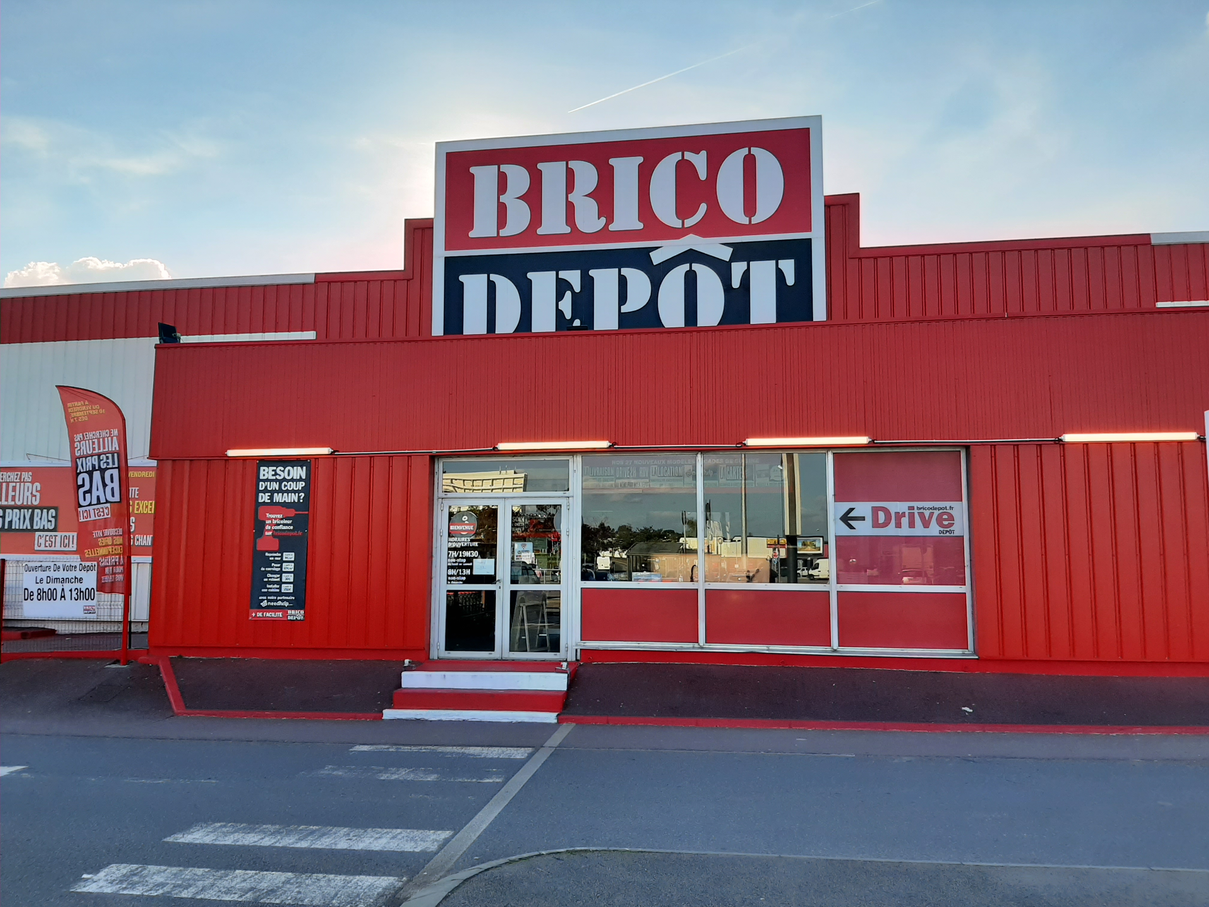Horaire brico depot barberey saint sulpice - Brico depot cambrai horaire ...