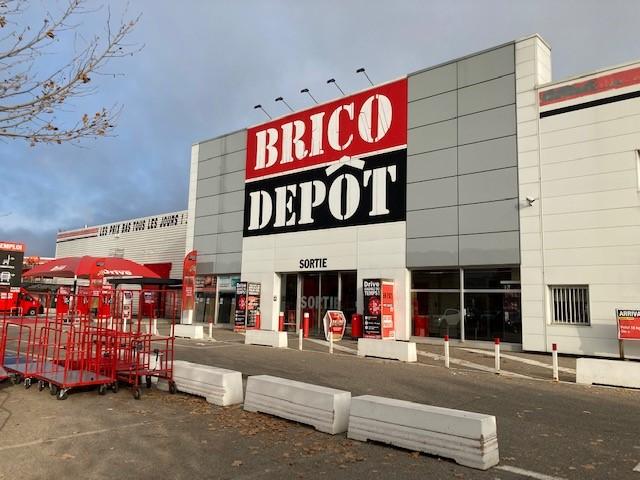 Magasin De Bricolage Brico Depot De Lyon St Priest Rhone