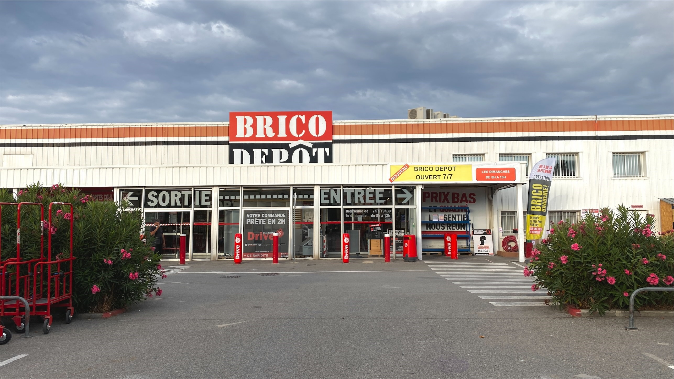 Brico Depot Martigue
