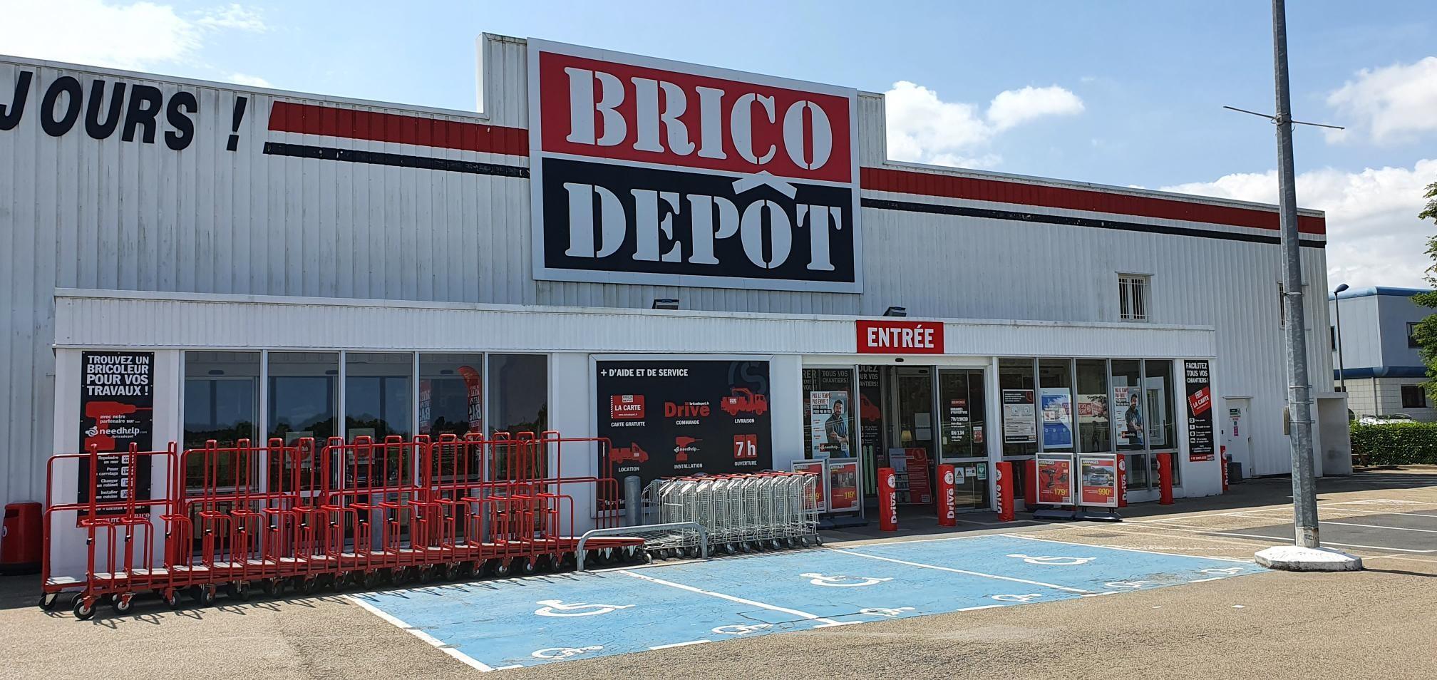 Brico Depot 29 Plouigneau