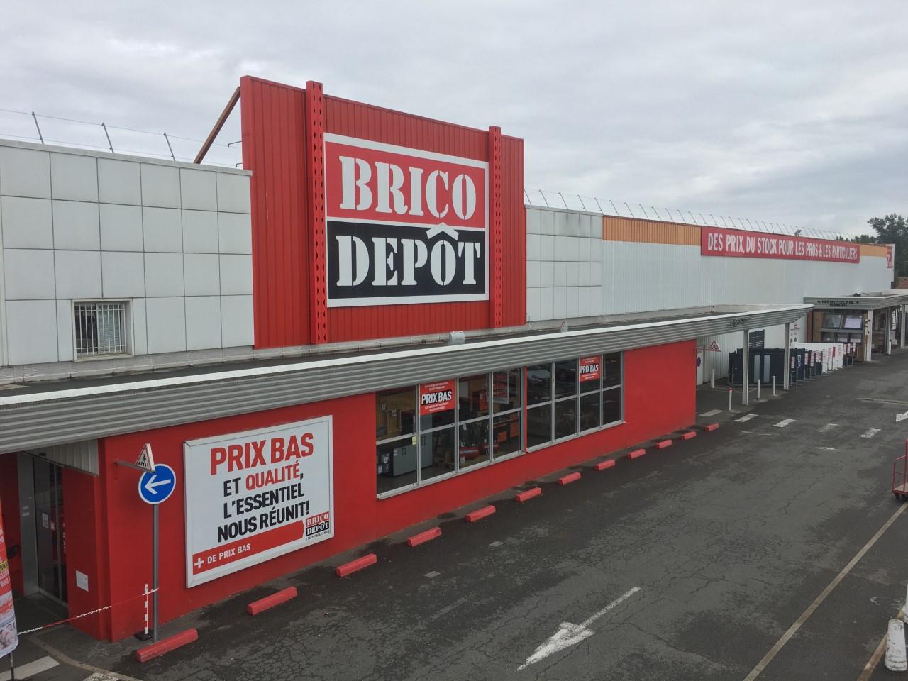 Brico Depot Mazeres 64