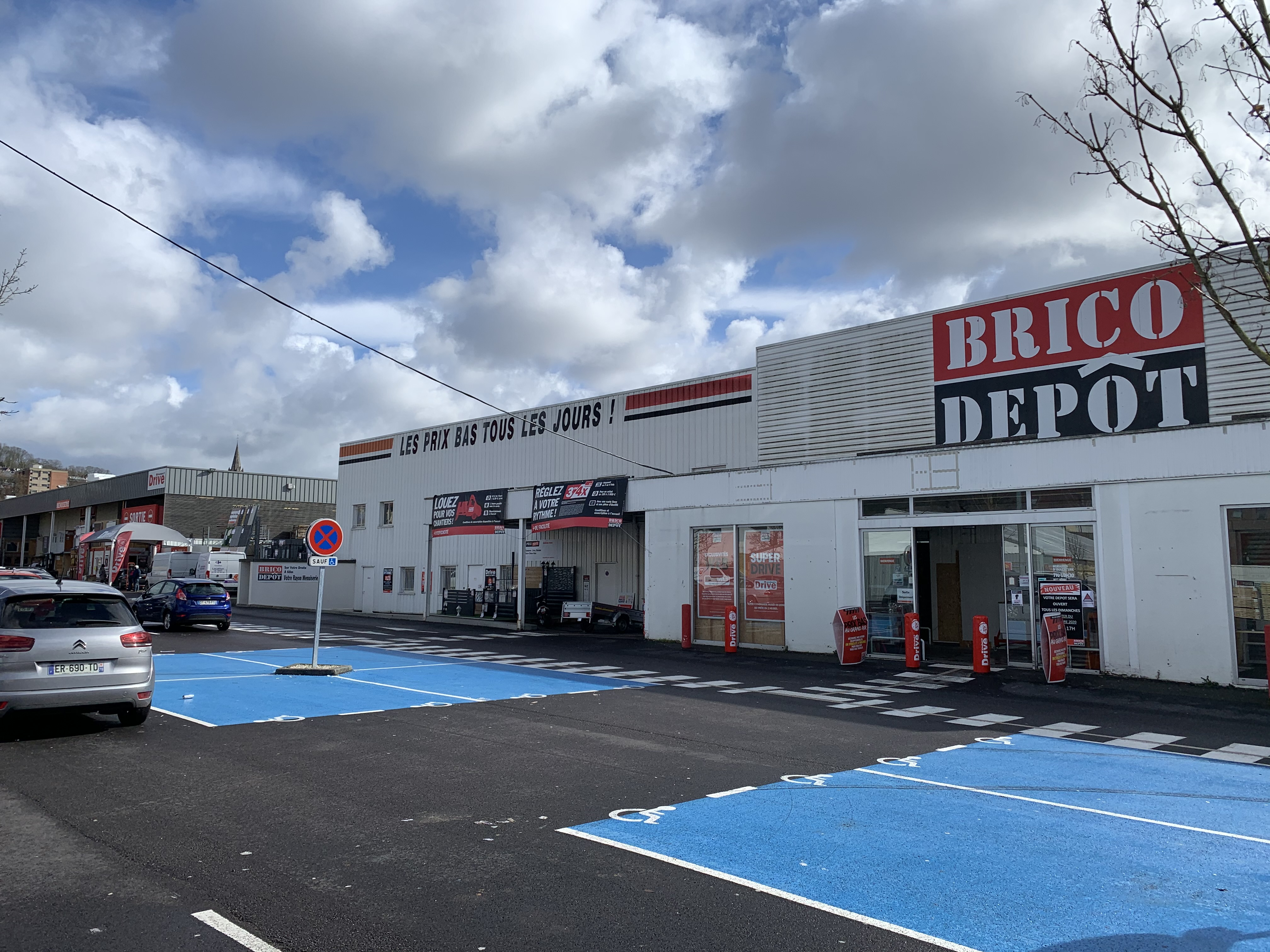 Brico Depot Carsix Horaires