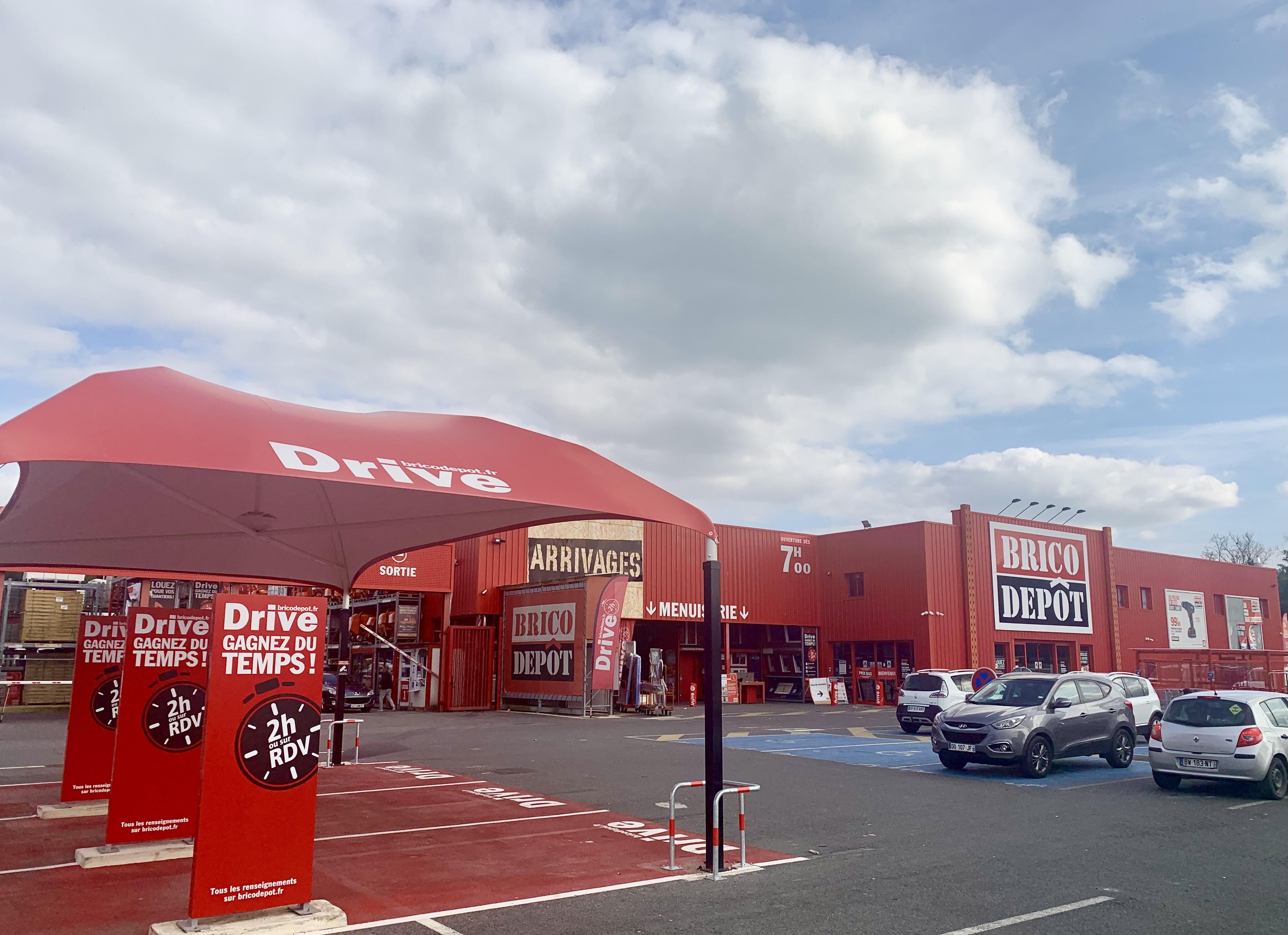 Ouverture Brico Depot Saint Dizier