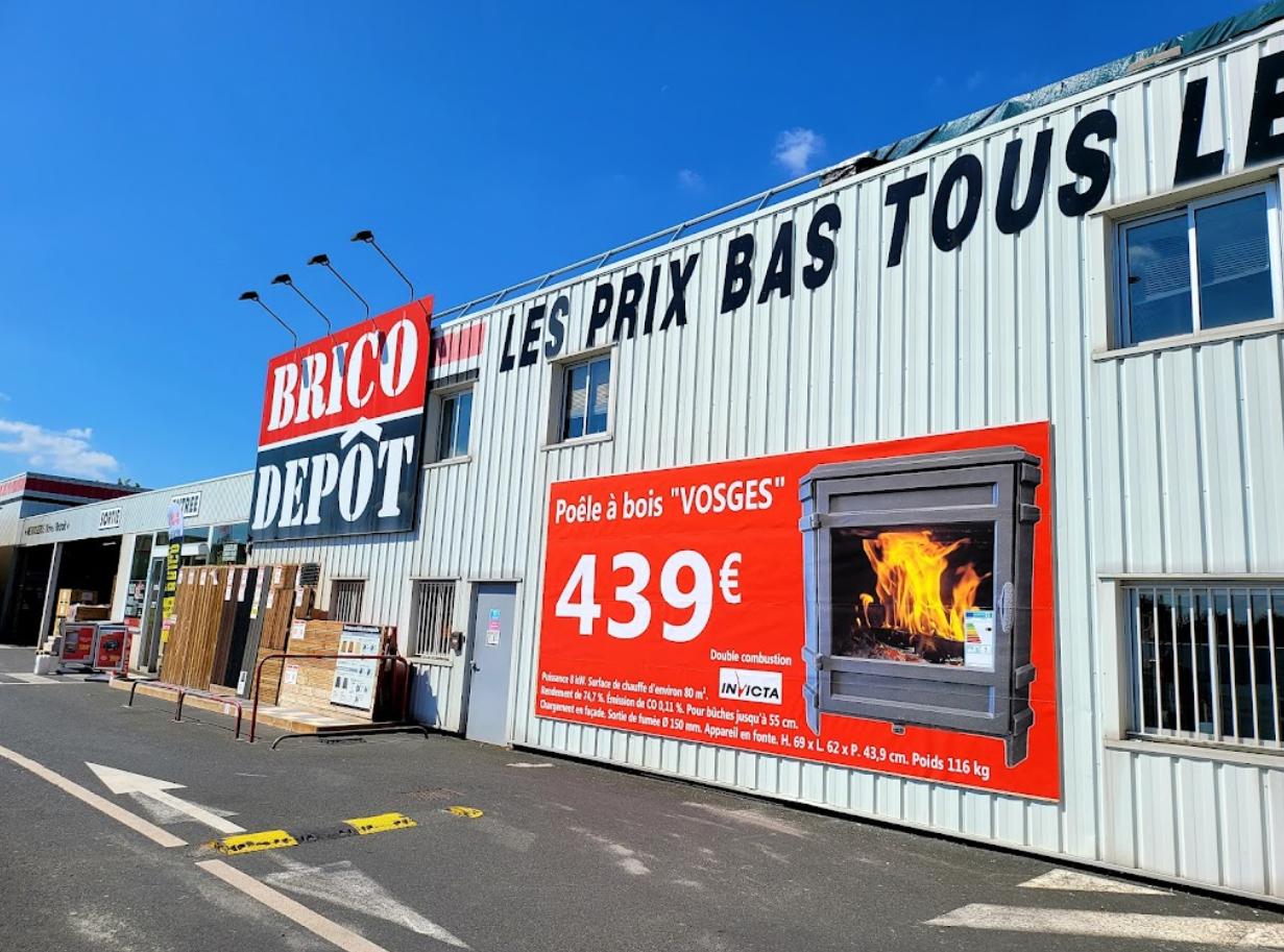 Brico Depot Sarrebourg