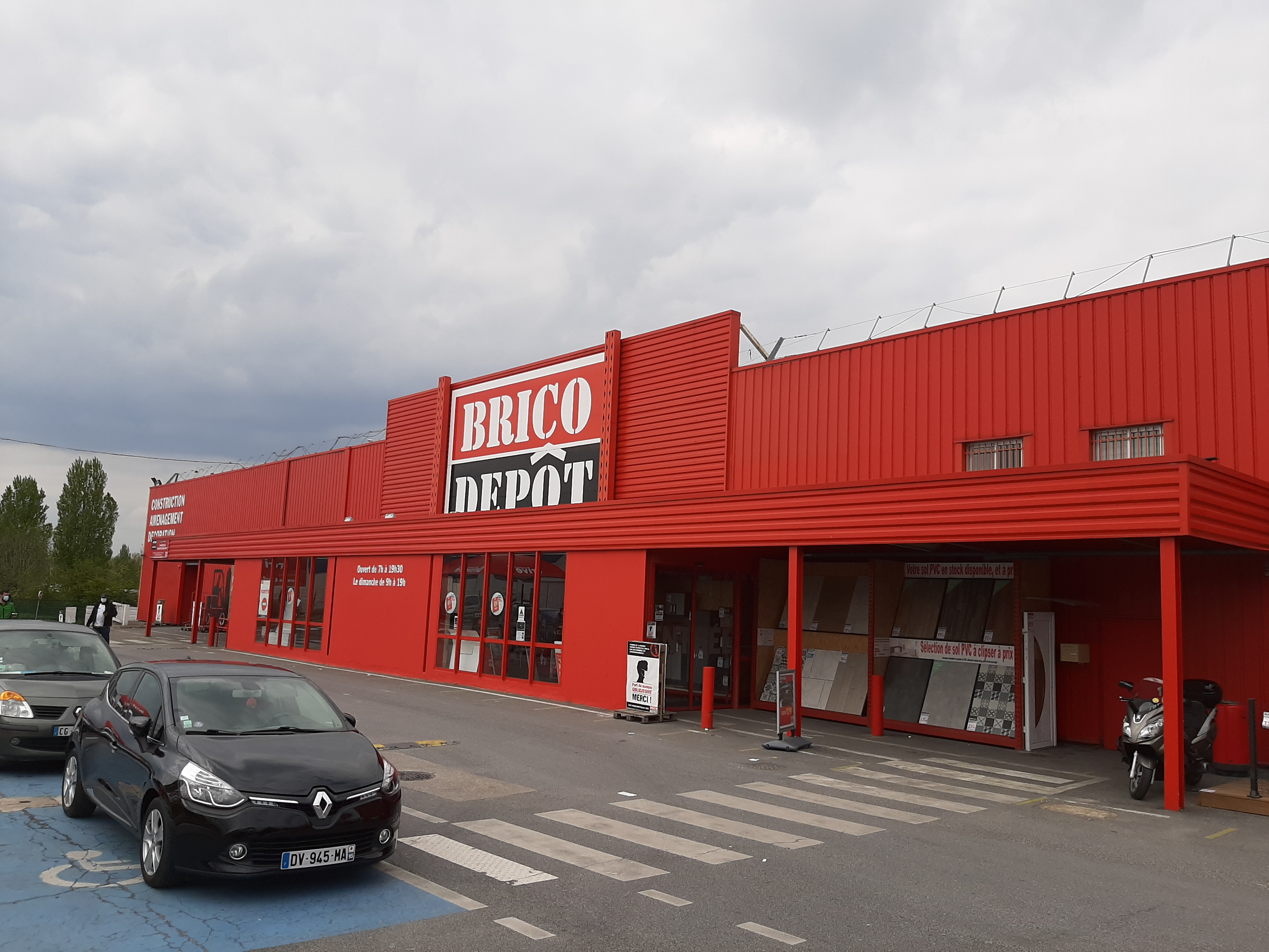 Brico Depot St Witz