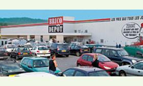 Brico Depot Cherbourg 50100