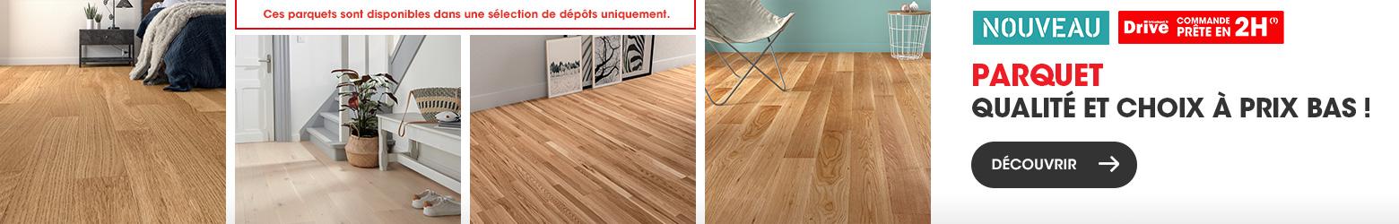 sol stratifi parquet plancher bois massif brico d p t. Black Bedroom Furniture Sets. Home Design Ideas