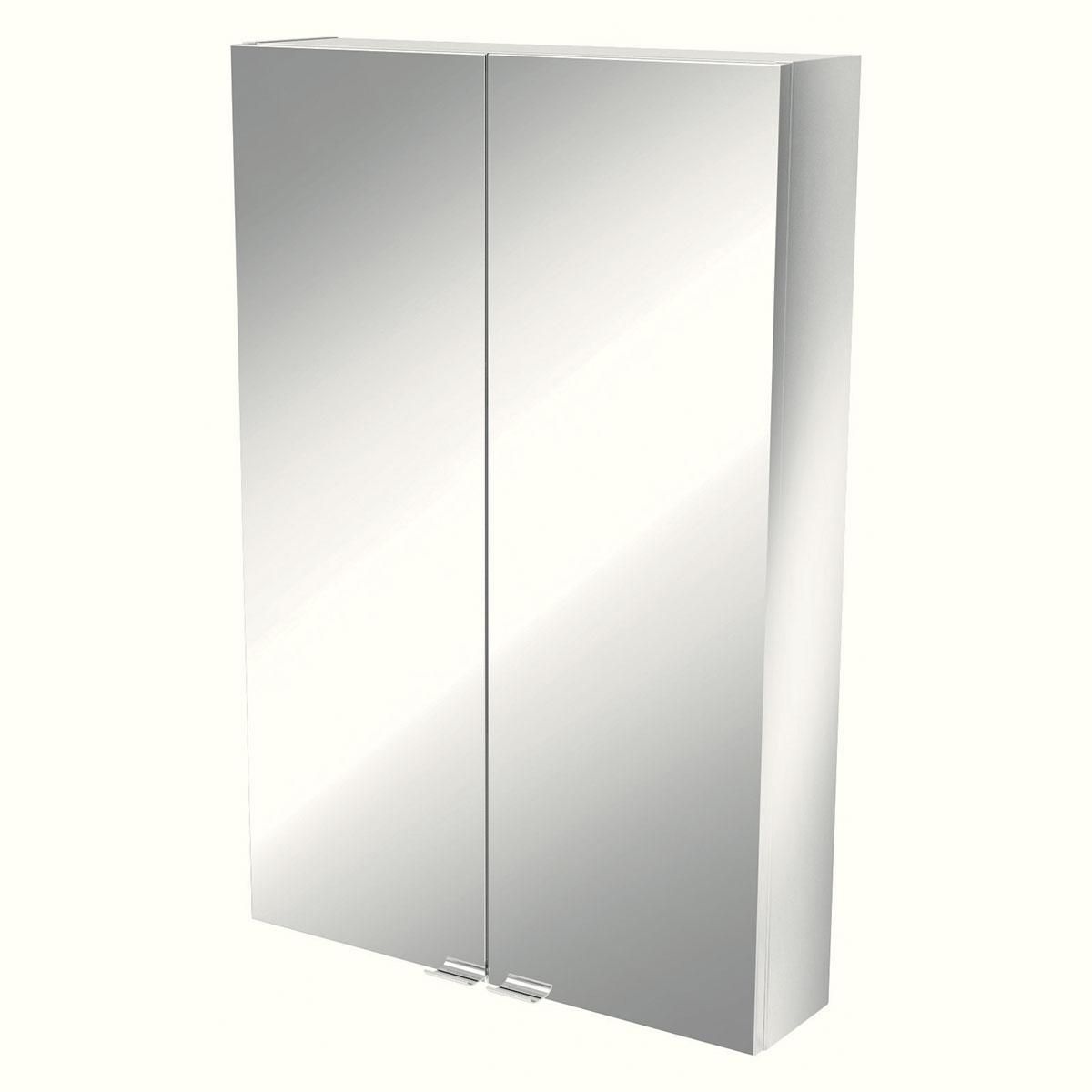 "armoire murale miroir ""imandra"" l. 60 cm"