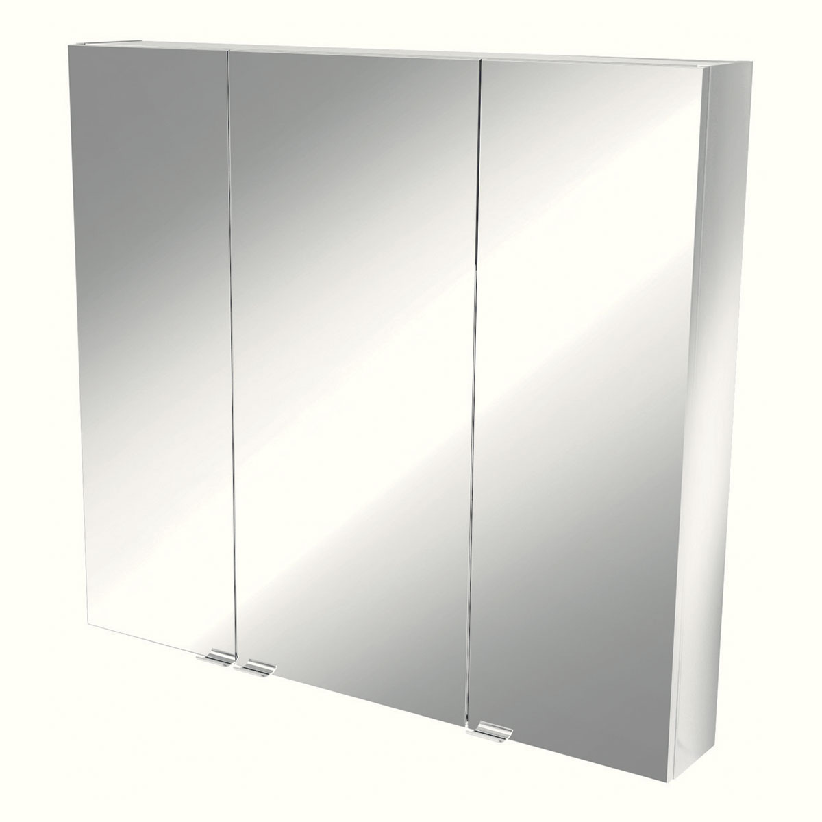 "armoire murale miroir ""imandra"" l. 100 cm"