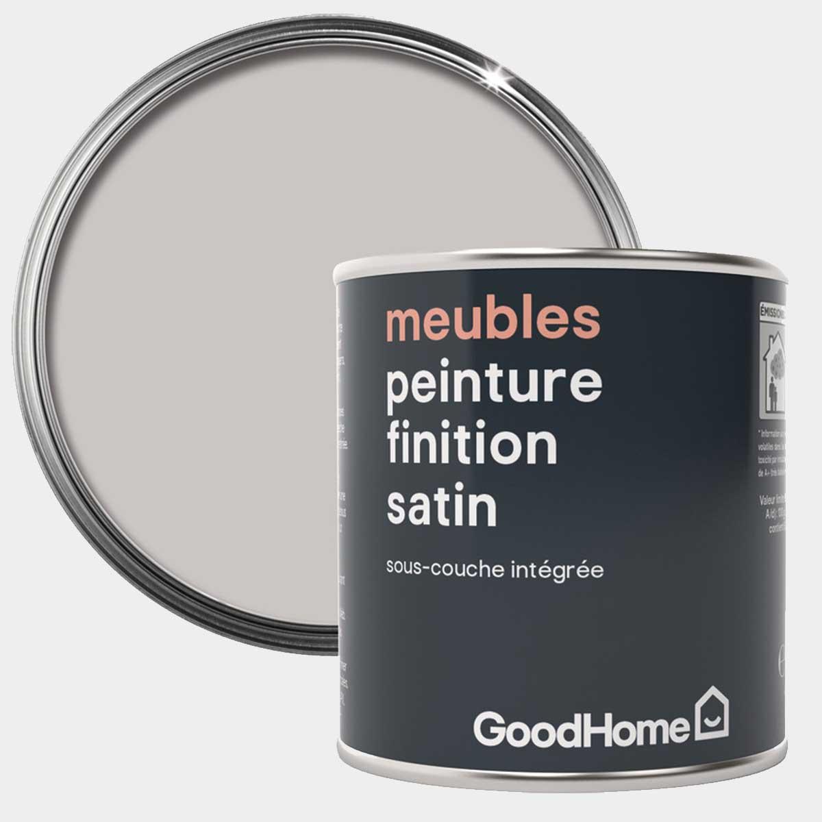 PEINTURE DE RÉNOVATION MEUBLE SATIN WHITE PLAINS 125 ML