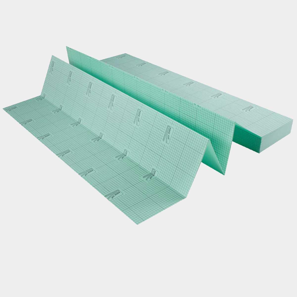 Sous-couche en mousse de polystyrène ép. 2,2 mm