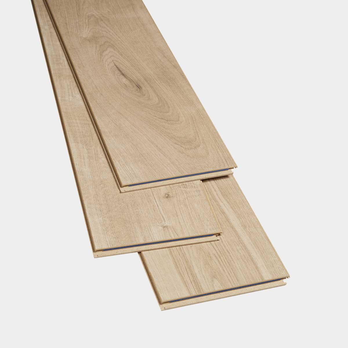 Revêtement de sol stratifié à clipser Gladstone ép. 8 mm