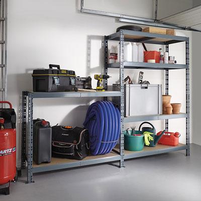 Les Rangements Du Garage Brico Depot