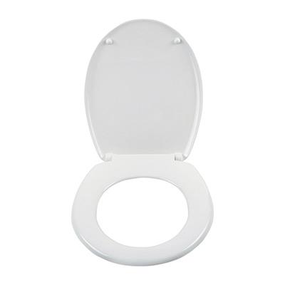 Abattant WC blanc Bakau