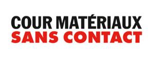 Cour des matériaux sans contact