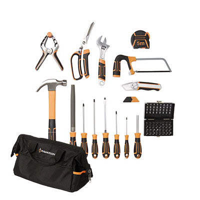 Sac à outils - 60 outils