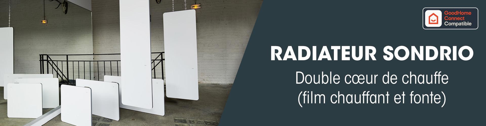 Radiateur Sondrio