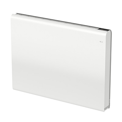 Radiateur à inertie sèche Iriya blanc 1500 W