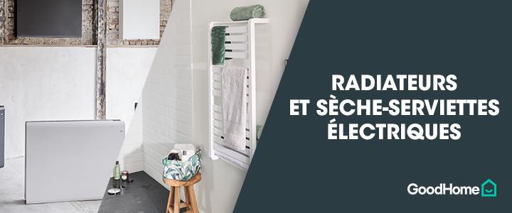 Radiateurs et sèche-serviettes électriques Goodhome