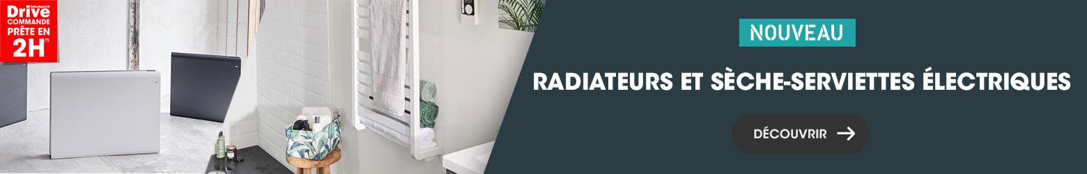 Radiateur Chauffage Electrique Convecteur Brico Depot