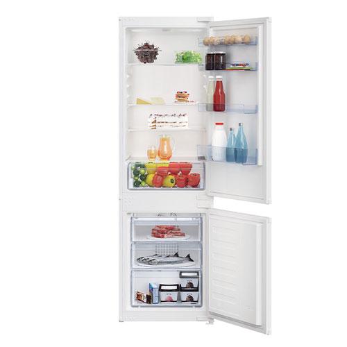 Réfrigérateur congélateur encastrable 262 L Beko