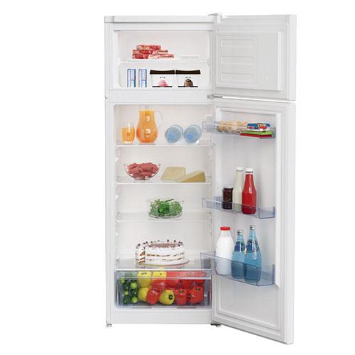 Réfrigérateur congélateur a poser 223l L Beko