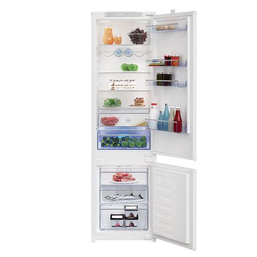 Réfrigérateur congélateur encastrable 289 L Beko