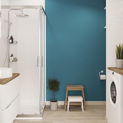 Peinture spéciale salle de bain
