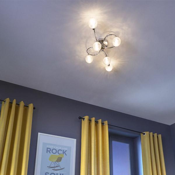 L'éclairage pour les chambres et salons