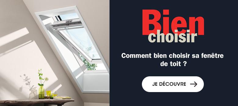 Comment bien choisir sa fenêtre de toit ?
