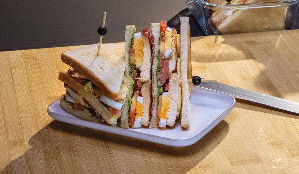 Club Sandwich de Paris