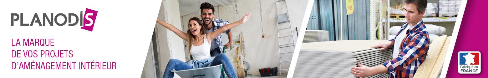 Planodis la marque de vos projets d'aménagement intérieur