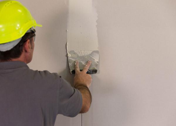 Comment réaliser les joints et les finitions sur plaques de plâtre Planodis ?