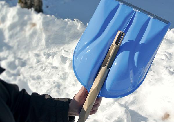 Enlever la neige