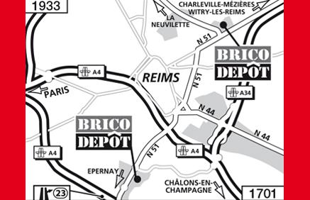 La prime nergie brico d p t - Brico depot reims reims ...