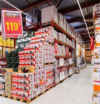 Notre formule commerciale for Brico depot siege