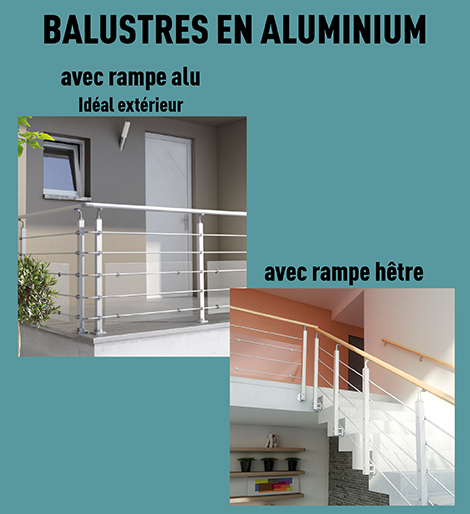 Balustrade alu exterieur brico depot – Voitures disponibles