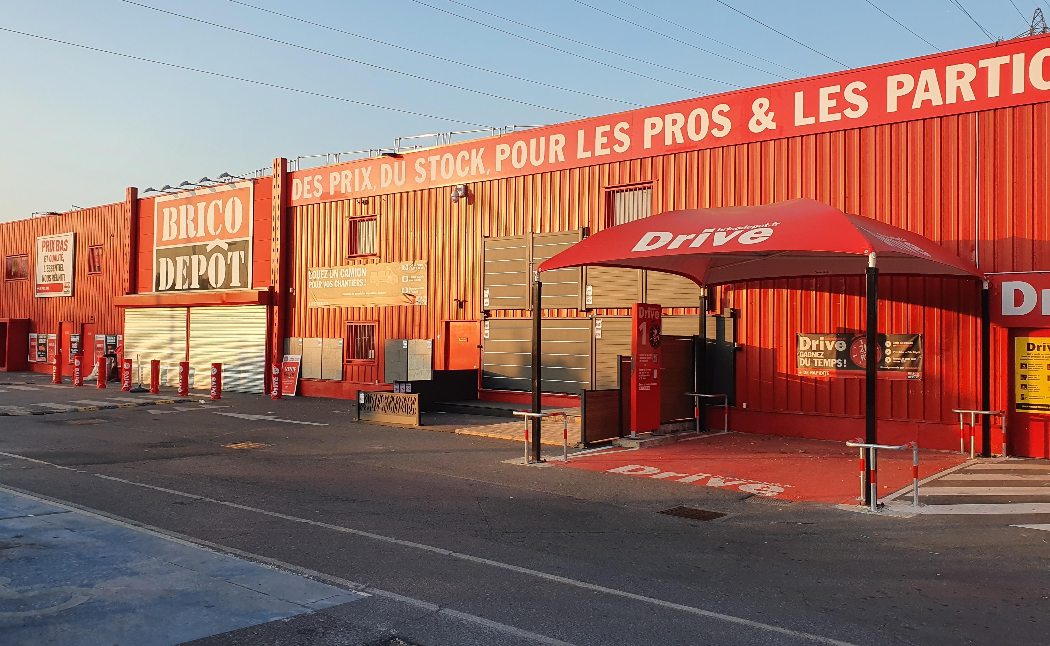 Brico Depot Villetaneuse Horaire