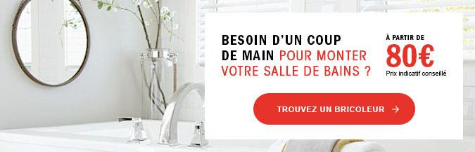 Douche Salle De Bain Brico Depot Chaioscom - Brico depot maubeuge salle de bain