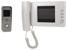 Carillon Visiophone Interphone Sans Fil Filaire Brico