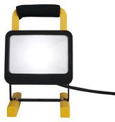 Lampe Projecteur De Chantier Led Eclairage Industriel Brico Depot