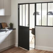 Porte Coulissante En Verre Pour Salle De Bain porte intérieure & bloc porte vitrée, bois & isolante - brico dépôt