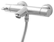 Mitigeur douche baignoire thermostatique mélangeur brico dépôt